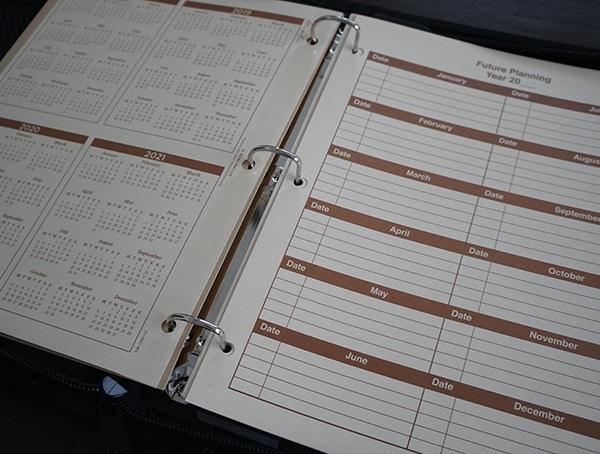 Rite In The Rain Maxi Field Planner Weatherproof Binder