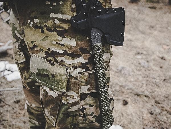 Rmj Tactical Jenny Wren Tactical G10 Tomahawk Outdoor Woods Review