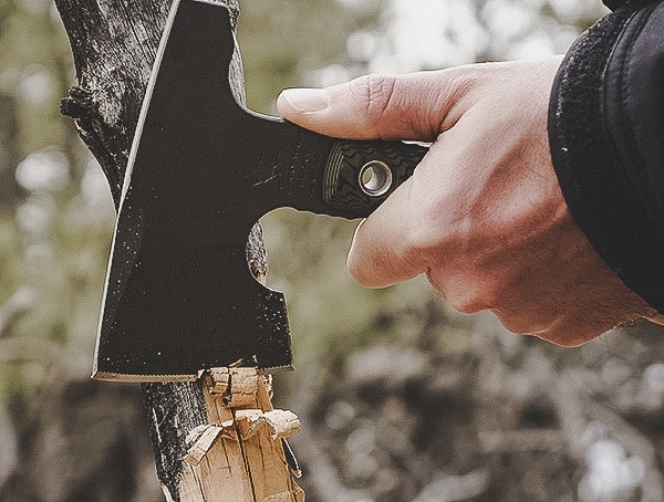Rmj Tactical Jenny Wren Tomahawk Creating Tinder For Fire