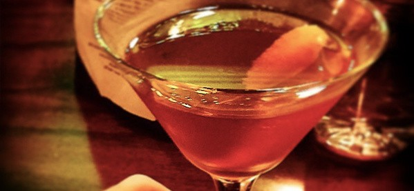 Rob Roy Manly Whiskey Drinks