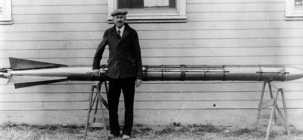 Robert H Goddard Famous Failures