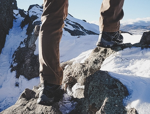 Rock And Ice Mountain Field Test Salomon X Ultra Mid 2 Spikes Gtx Shoe Review