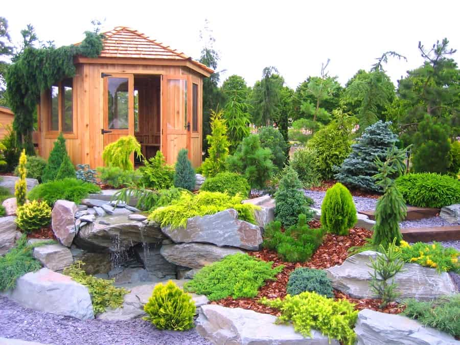 Exceptional Rock Landscaping Ideas