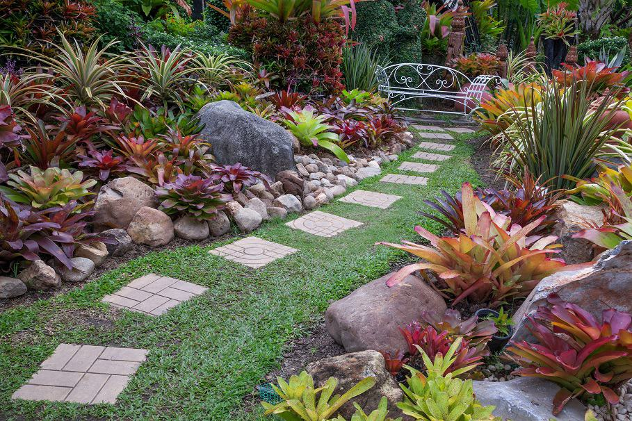 Rock Landscaping Design Ideas