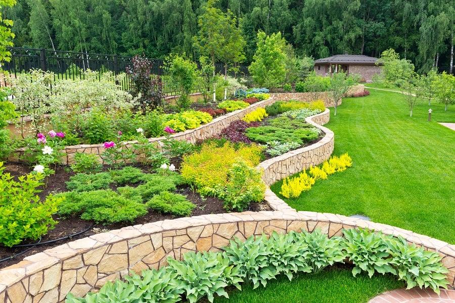 Rock Landscaping Idea Inspiration
