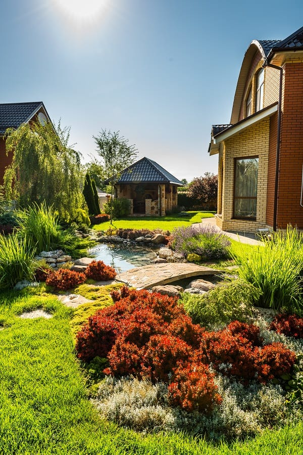 Ideas For Home Rock Landscaping