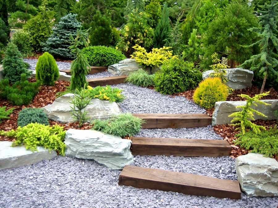 Rock Landscaping Ideas Inspiration