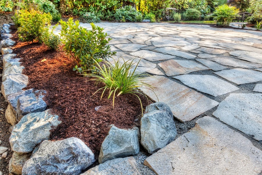 Rock Landscaping Exterior Ideas