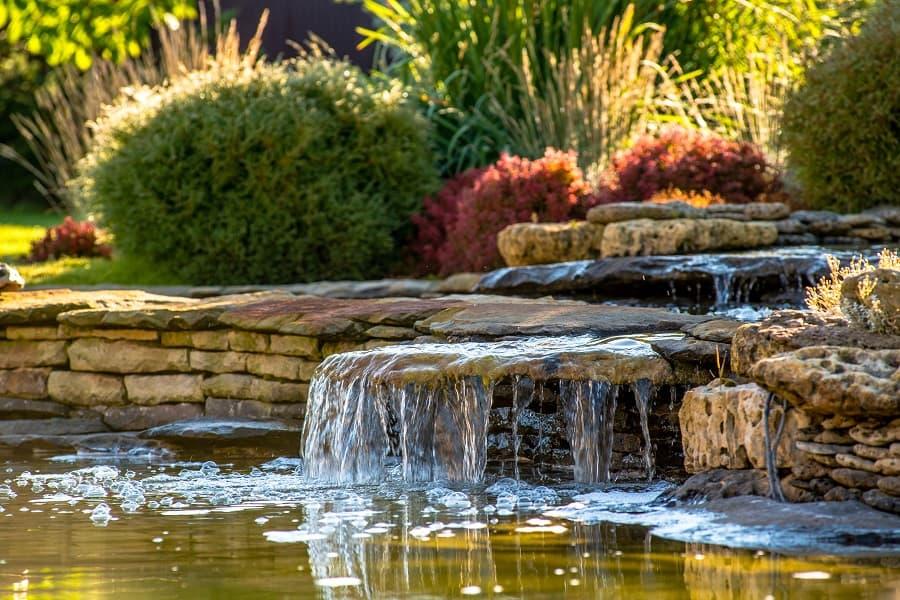 Backyard Fire Pit Landscape Ideas With Rocks