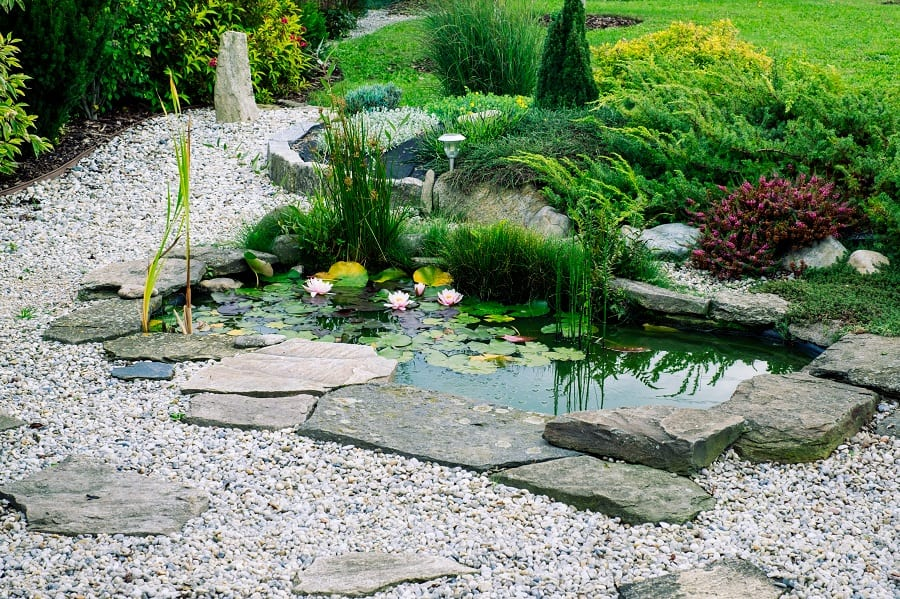 Rock Landscaping Home Ideas