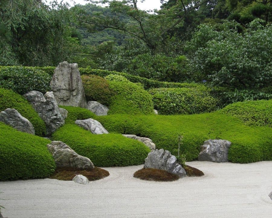 rock zen garden ideas 4