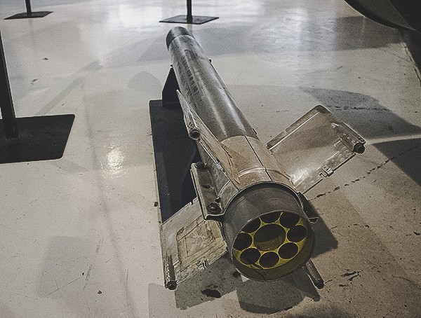 Rocket Military Vintage