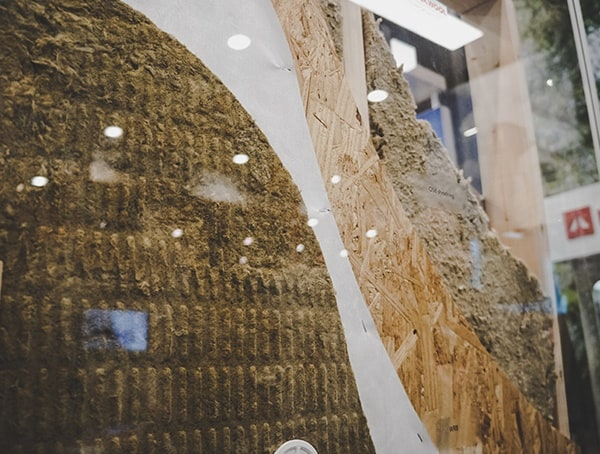 Rockwool Insulation Display 2019 Nahb Show Las Vegas