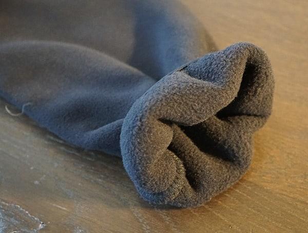 Rolled Cuff Topo Designs Winter Fleece Hoodies For Men