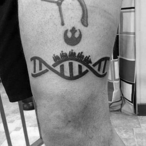 Roller Coaster Guys Tattoos