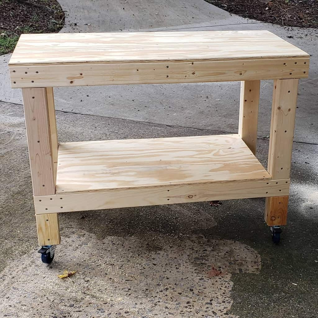 rolling work bench ideas 2 benches_by_brian