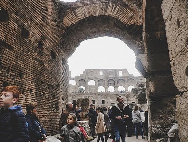 Roman Architecture Colosseum