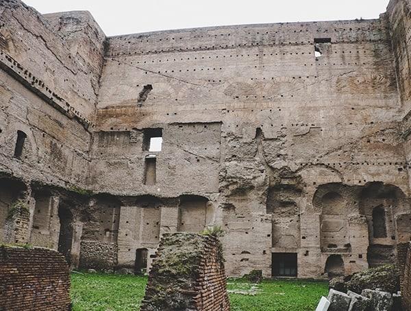Roman Forum Anicent History