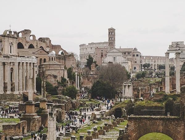 Roman Forum Marketplace Forum Magnum