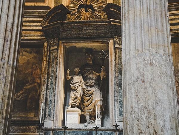 Rome Italy Church Pantheon