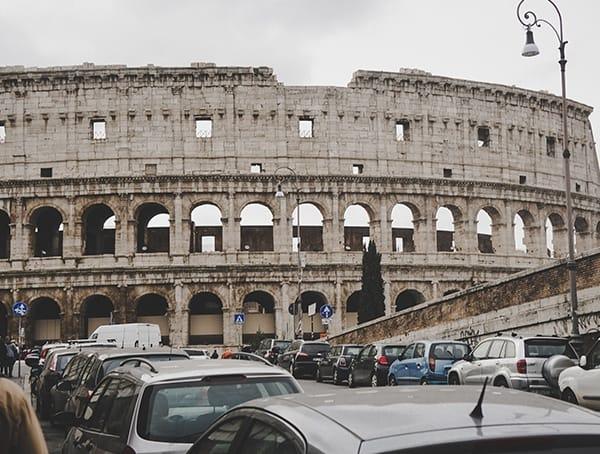 Rome Italy Colosseum Tour
