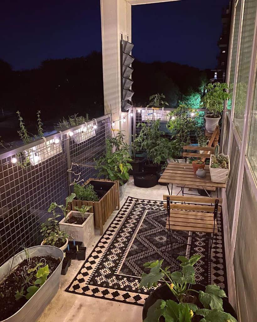 rooftop or balcony vegetable garden ideas jamesharper21