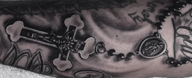 Top 103 Rosary Tattoo Ideas [2021 Inspiration Guide]