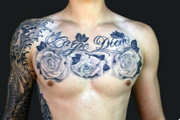 70 Carpe Diem Tattoo Designs For Men