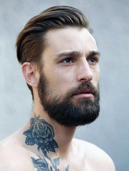 nextluxury blackwork 4 rose neck tattoos