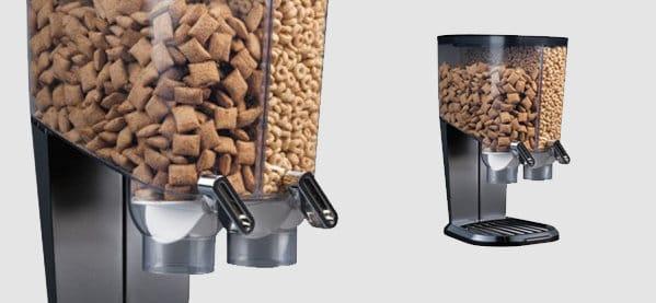 Rosseto EZ-SERV Dispenser For Bachelor Pads