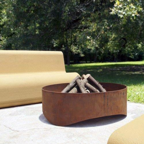 Round Curve Good Ideas For Metal Fire Pits