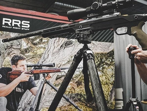 Rrs Carbon Fiber Gun Tripod Stand