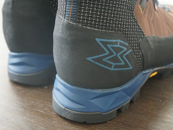 Rubberized Heel Mens Garmont Toubkal Gtx Boots