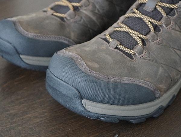 Rubberized Toe Caps Teva Arrowood Riva Wp Shoes For Men