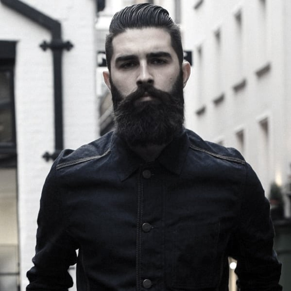 Rugged Manly Beard Styles For Men
