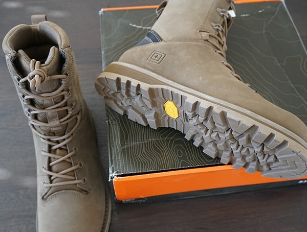 Rugged Mens Apex Tactical 5 11 Boots