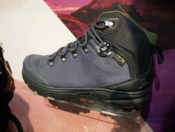 Rugged Mens Salomon Hiking Boot