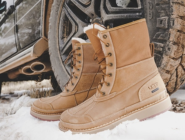 Rugged Mens Stylish Winter Boots Review Ugg Avalanche Butte