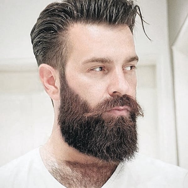 Swell 50 Nice Beard Styles For Men Masculine Facial Hair Ideas Short Hairstyles Gunalazisus