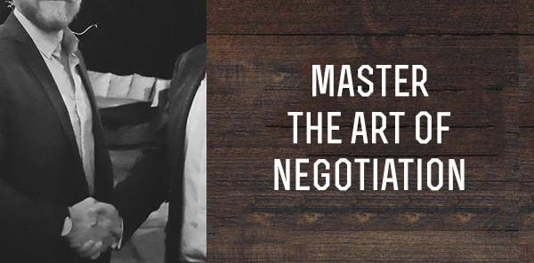 Rules Of A Gentleman Art Of Negotiation