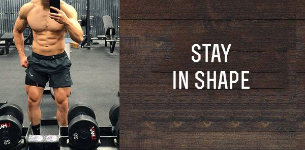 Rules Of A Gentleman Stay Fit