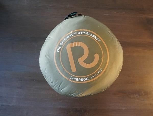 Rumpl Original Puffy Blanket Compression Bag Cover