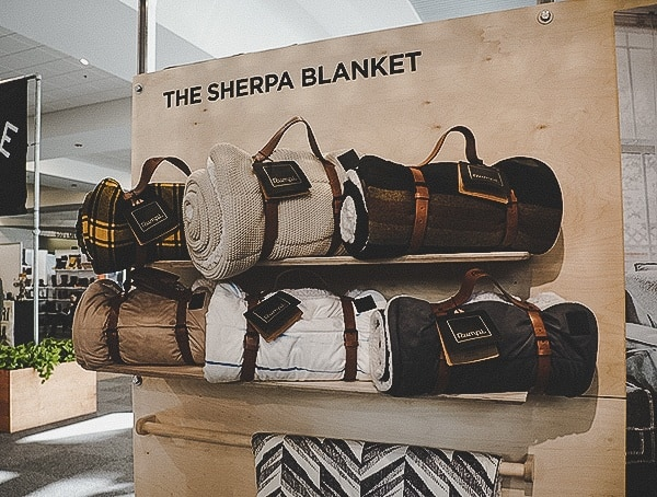Rumpl Sherpa Blanket Collection