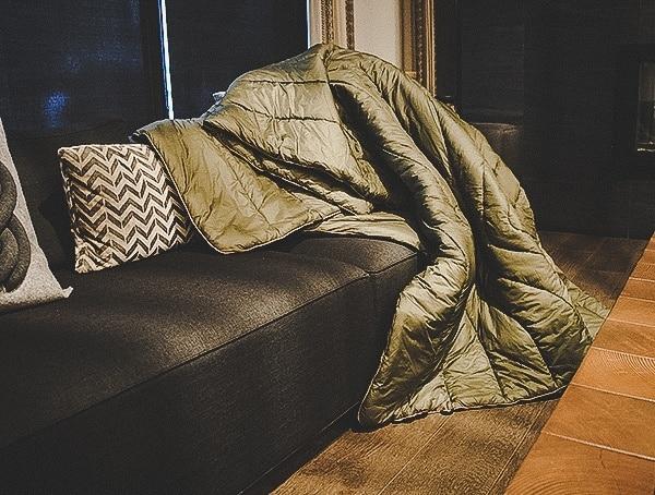 Rumpl The Original Puffy Blanket Review