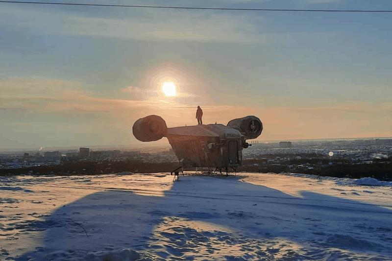 Beloved 'Mandalorian' Starcraft Rebuilt in Russia