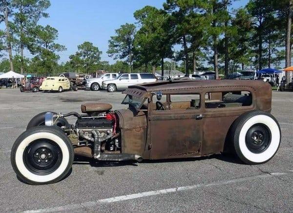 Top 70 Best Badass Rat Rod Ideas Coolest Custom Cars