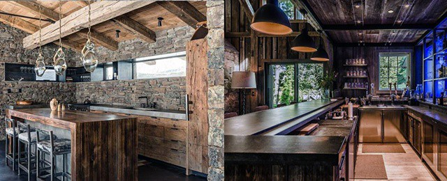 Rustic Bar Ideas Home Designs