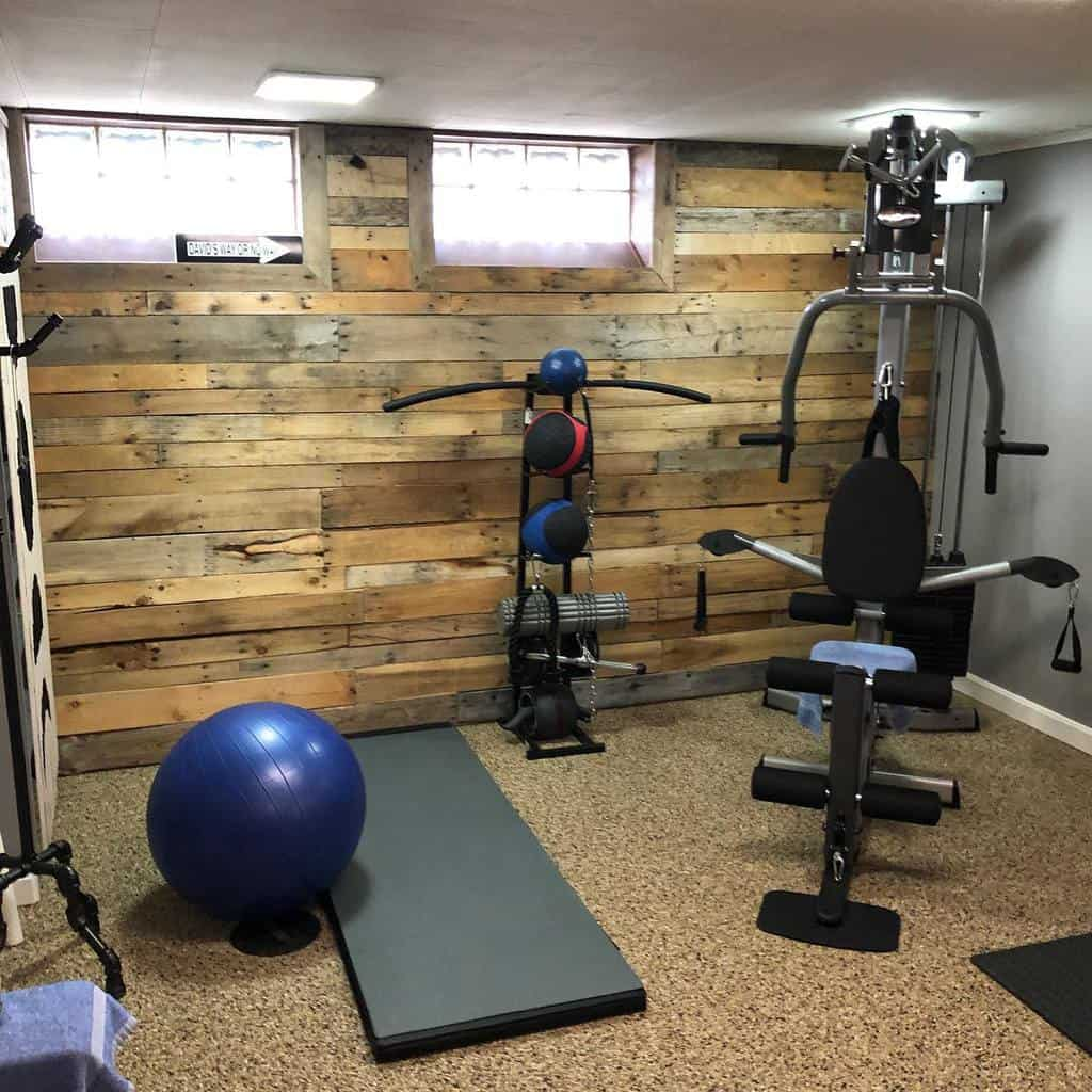 rustic basement wall ideas redfoxreclaiming