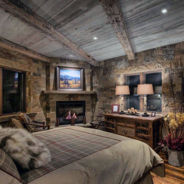 rustic bedroom design ideas - Rustic Bedroom Design Ideas