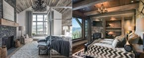 Top 40 Best Rustic Bedroom Ideas – Vintage Designs